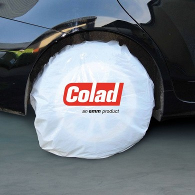 COLAD Overpaintable Wheel Covers / 200 pieces