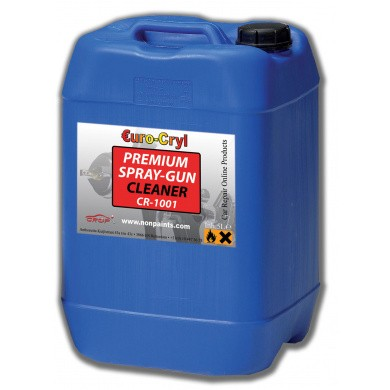 CR1001 Premium Spraygun Cleaner 25 liter