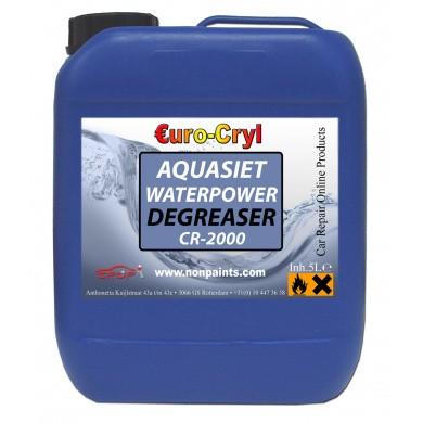 CR2000 Aquasiet Watergedragen Ontvetter 5 liter