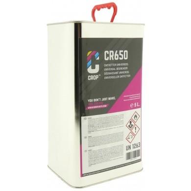CR650 Universele Ontvetter voor autolak & verf 5 liter
