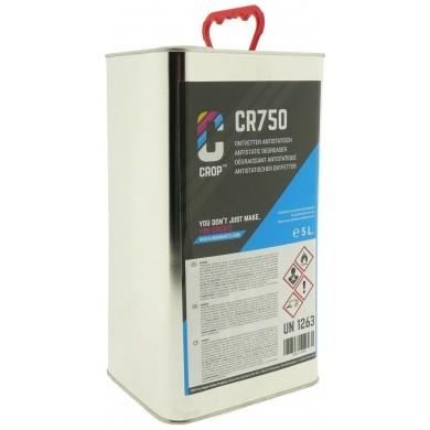 CR750 Antistatische Siliconenverwijderaar 5 liter