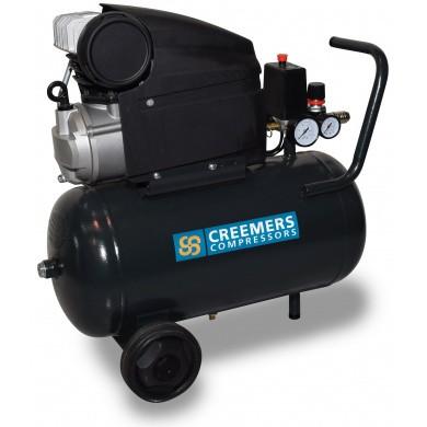 CREEMERS 220/25 Compressor Mobiel 230V
