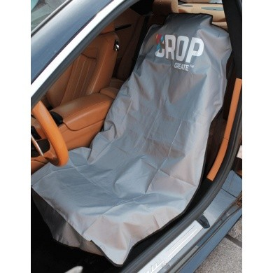 CROP Car Seat Cover - Reuseable