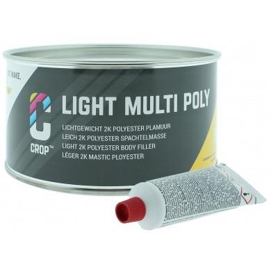 CROP LIGHT MULTI POLY Lichtgewicht 2K Plamuur + Verharder