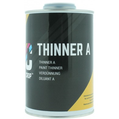 CROP Thinner A - Blik 1 liter