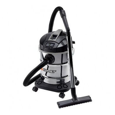 COMET CV 20 XE dust and water vacuum cleaner 1600 Watt with start/stop system