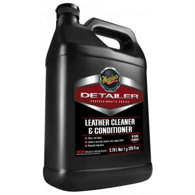 Meguiar's Detailer - Leather Cleaner & Conditioner