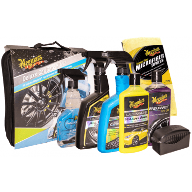 Meguiar's Deluxe Car Care Kit V2