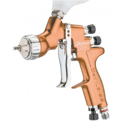 DEVILBISS Advance HVLP and Trans-Tech Spray Gun with Top Cup