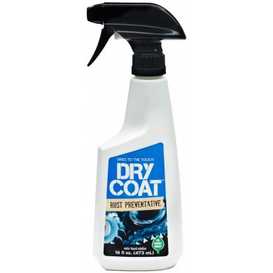 Dry Coat - Rust Preventer