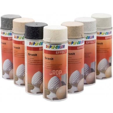 DupliColor Graniet Effect Spray in Spuitbus