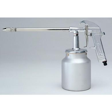 EMINENT E16 Verchroomde Vloeistofspuit met 1 liter aluminium beker