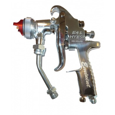 EMINENT E41 SP HTE Paint Spray Gun with Material Supply Line