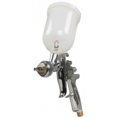 EMINENT E33 HTE Top Cup Paint Spray Gun