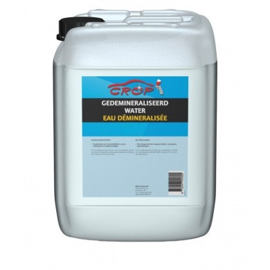 EURO-CRYL Demineralized Water - 5 litres