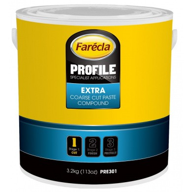 FARECLA Marine Profile 100 EXTRA GROF Extra Coarse Cut in 200 gram tube