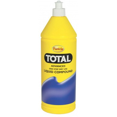 FARECLA TOTAL Advanced One-Step Dry Use Liquid Compound - 1 liter