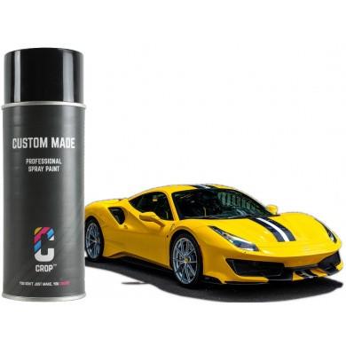 Ferrari GEEL Lak in Spuitbus