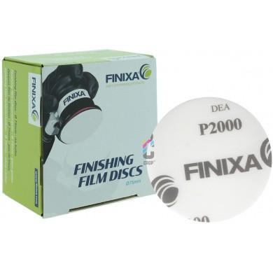 FINIXA Finishing Schuurschijven 75mm - zonder gaten