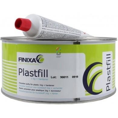 FINIXA Plastifill 2K Polyester Plamuur voor Kunststof + Verharder