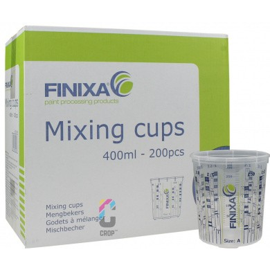 FINIXA Mengbekers 400ml