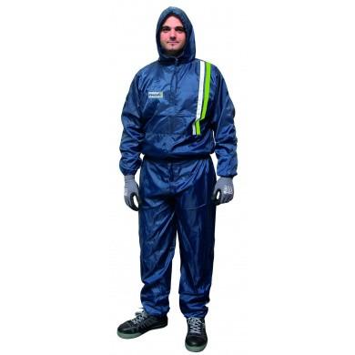 FINIXA Polyester Spuitoverall - Blauw