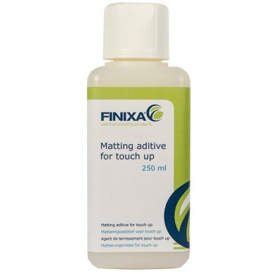 FINIXA Mattting aditive for touch up car interiours and plastic surfaces LRS54