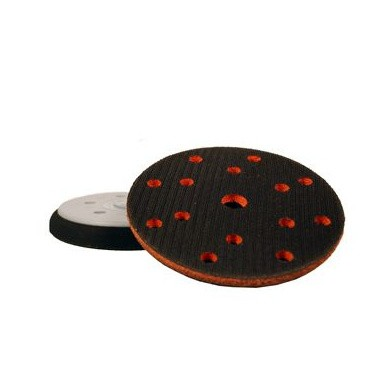 FINIXA Sanding Pad and Support Disc with 15 Holes - 150mm