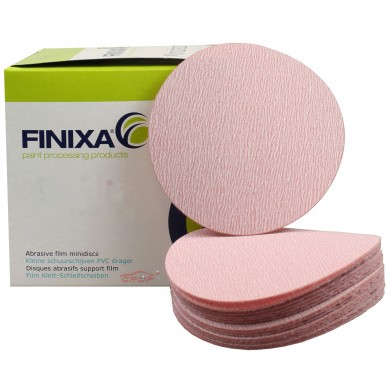FINIXA Spot Repair Sanding Discs - 77mm, 50 pieces