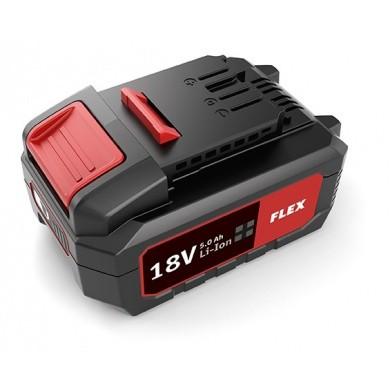 FLEX Oplaadbare Li-Ion Accupack 18V - 5,0Ah
