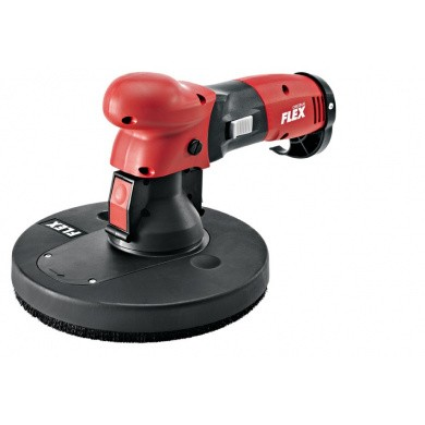 FLEX WSE 7 Vario Set Handy Giraffe Wall and Ceiling sander + Round Sanding Head in a Carry Case