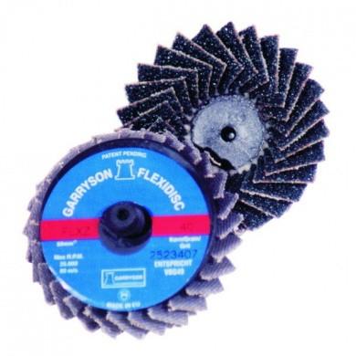 FLEXIDISC Flexible Zirconium Grinding Disc - 50mm and 115mm