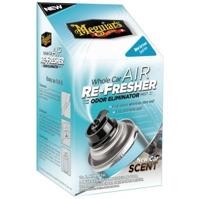 Meguiar's Air Re-Fresher Mist - New Car Scent Auto Luchtverfrisser