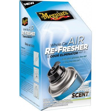 Meguiar's Air Refresher - Sweet Summer Breeze Auto Luchtverfrisser