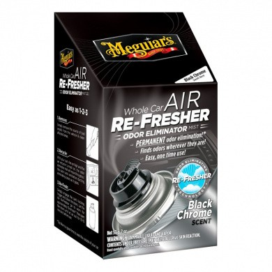 Meguiar's Black Chrome - Air Refresher