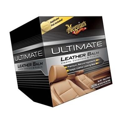 Meguiar's Ultimate Leather Balm - Lederbalsem