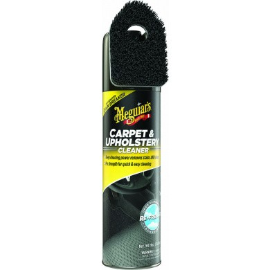 Meguiar's Carpet & Upholstery Cleaner (with brush)