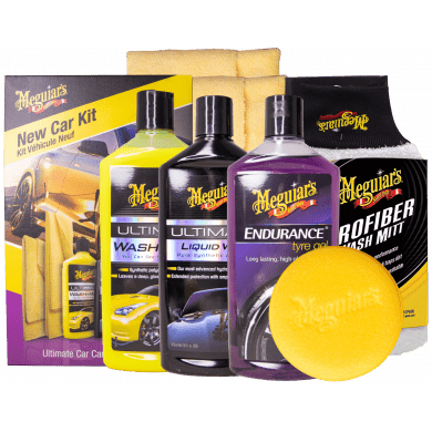 MEGUIARS Brilliant Solutions Car Kit (G3200EU)