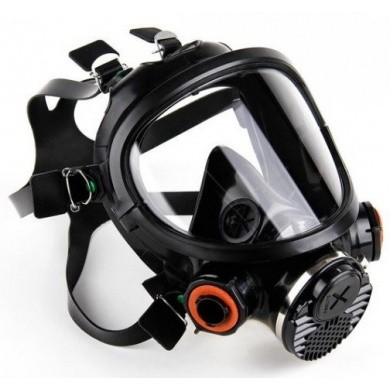 3M 7907S Full Face Respirator (without filter)