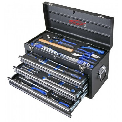 Toolbox Professional - 94 pieces, open