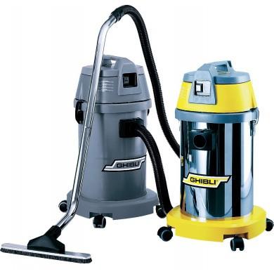 GHIBLI AS27 SILENT Stofzuiger & Waterzuiger 1150 Watt met 36 liter ketel en inclusief accessoires