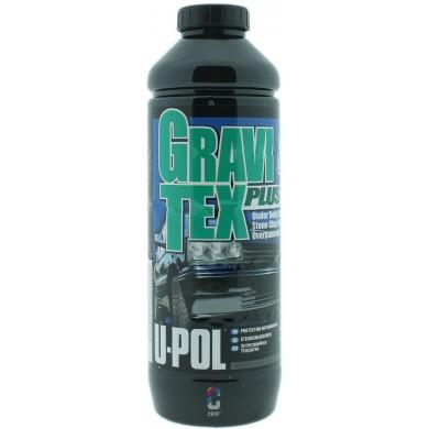 Gravitex Anti Steenslag Coating Zwart - 1 liter