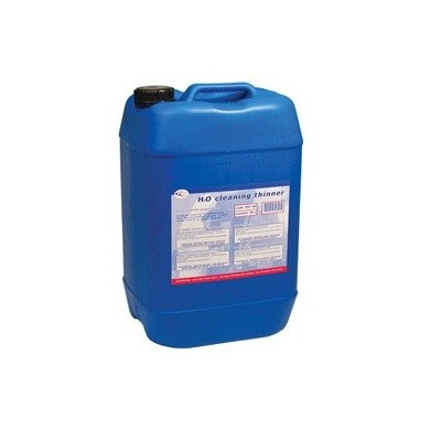 H2O Solvent for Cleaning with a Gun Cleaner - 20 litres