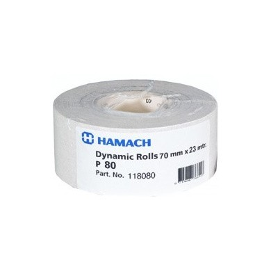 HAMACH Dynamic Sandpaper on Roll - 70mm x 23m