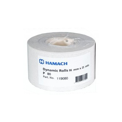 HAMACH Dynamic Sandpaper on Roll - 95mm x 23m