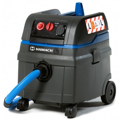 HAMACH HMV6-L EA Electric Automatic Water- and Sanding Vacuum Cleaner