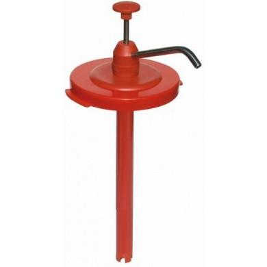 Handpomp voor Garage Handreiniger Red