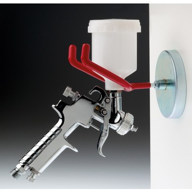 Heavy Duty Magnetic MONO Spray Gun Holder for 1 Paint Spray Gun