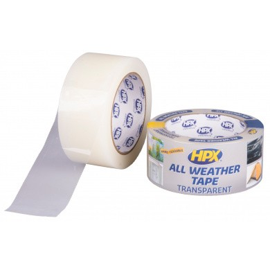 HPX All Weather Tape Transparant