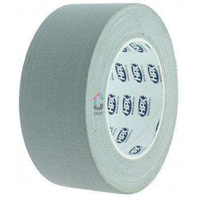 HPX Gaffer Tape ZILVER MAT - 25 meter